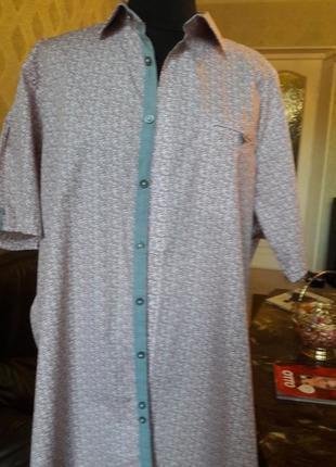 Мужская рубашка mauro ferrini. германия.