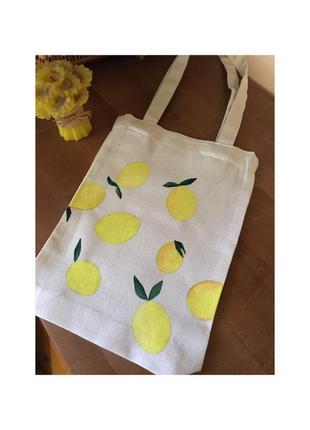 Еко сумка 🍋