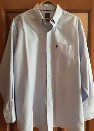 """Рубашка """"u.s.polo """""""