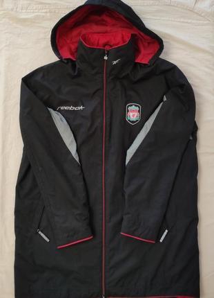 Куртка стеганая фк liverpool