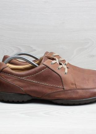 Кожаные мужские кроссовки clarks оригинал, размер 43 - 44