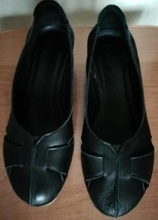 Невесомые туфли.