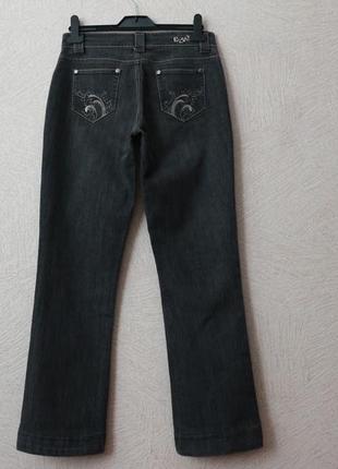 Tcm tchibo- классные, классические джинсы с вышивкой- германия