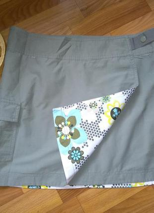 Классная двусторонняя юбка h&m