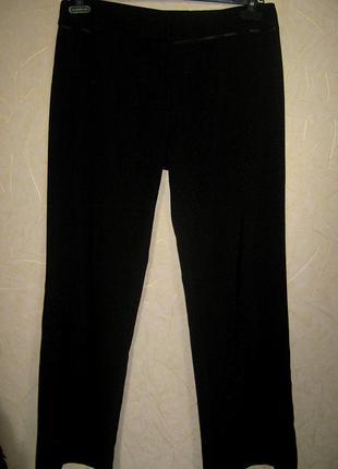 Красивые с люрексом брюки