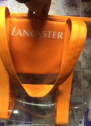 Прозрачная сумка lancaster