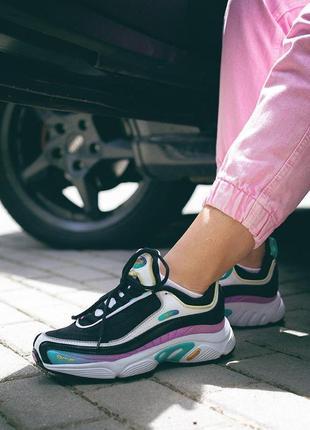 Новинка года! стильные кроссовки reebok daytona dmx (весна-лето-осень)😍