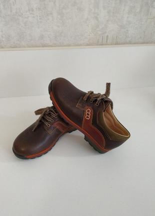 La edi  кожаные брендовые туфли ,италия