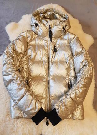 Авторская женская куртка kru от kurt rob ulmer абсолютно уникальная вещь