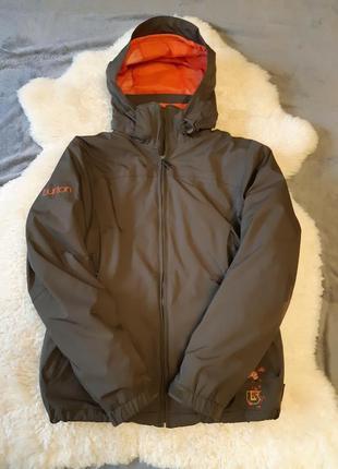 Женская горнолыжная куртка  burton 2 в 1