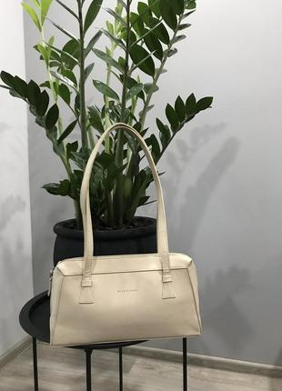 Модная кожаная сумка marc picard