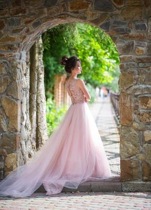 Випускне плаття/ плаття для дружки/ вечірнє плаття