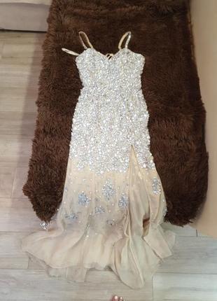 Шикарное платье jovani (джовани)