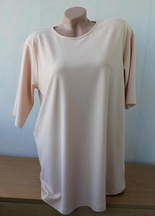 Пудровая блуза asos