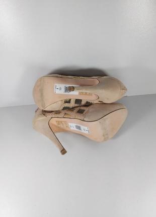 🌈модные туфли ботинки ботильйоны в нежно розовом цвете🥰6 фото