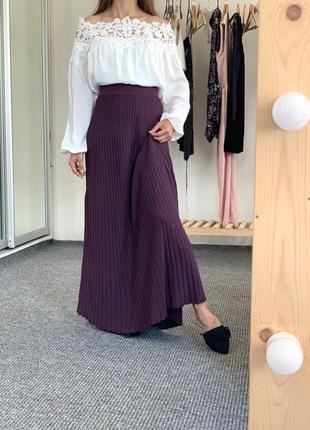 Новая длинная юбка m&s 42