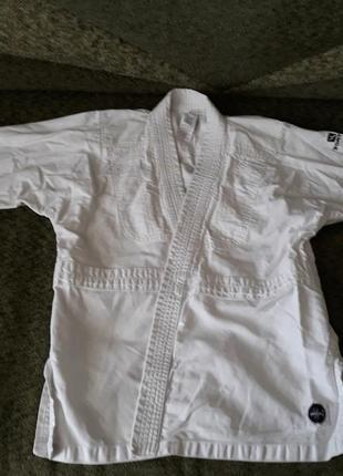 Кимоно куртка для боевых искусств 140