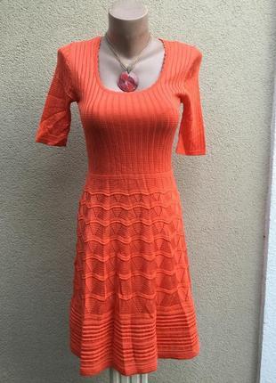 Трикотаж,ажур,маленькое платье,missoni-valentino.s.p.a,хлопок-вискоза,люкс бренд,оригинал
