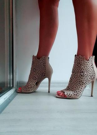 Туфли ботильоны от бренда aldo3 фото
