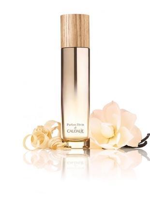 Божественный аромат caudalie parfum divin