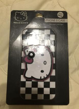 Бампер на iphone 5 !
