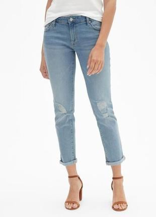 Классные женские джинсы gap. 26 размер. бесплатная доставка