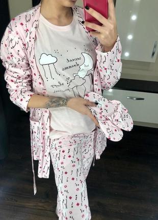 84e447321981 Костюмы пижамы, женские 2019 - купить недорого вещи в интернет ...