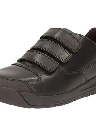 Clarks кожаные туфли оригинал р. 38, 39-40, 41-41. 5