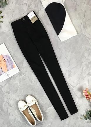 Классические джинсы в черном цвете  pn1928126 denim co