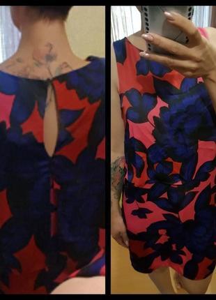 Распродажа! яркое платье tu
