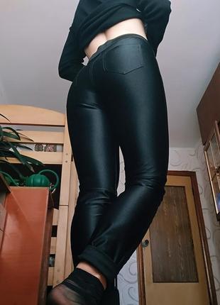 Крутые штанишки скинни зауженные