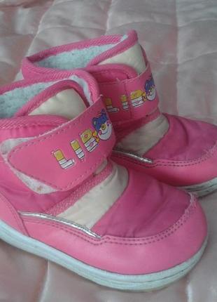 Сапоги ботинки сапожки дутики