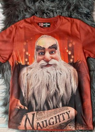 Детская 3d футболка