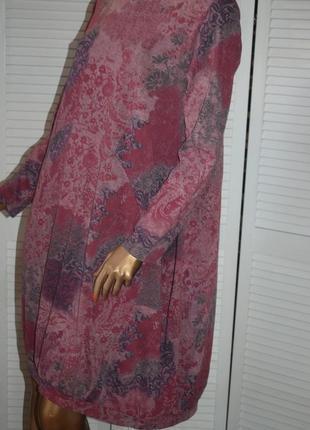Платье  в стиле «бохо»  made in italy