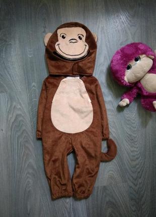 74р комбинезон обезьянка
