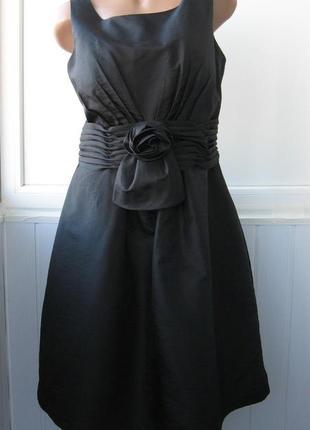 Платье с пышной юбкой, вечернее, нарядное