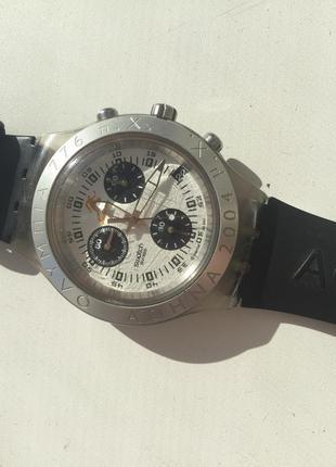 Оригинальные швейцарские часы swatch irony