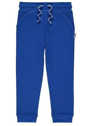 Штаны, брюки, джоггеры на флисе george на 2-3 года