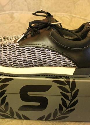 Італійські кросівки  massimo santini