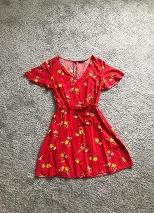 Платье, сарафан вискозное