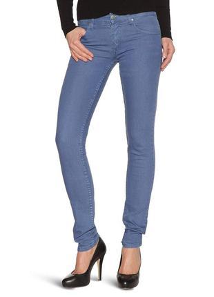 Zip low - джинсы - тонкий - цветной - женская одежда cheap monday