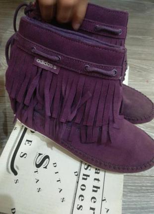 Ботинки adidad