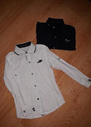 Комплект рубашек 110-116 рр