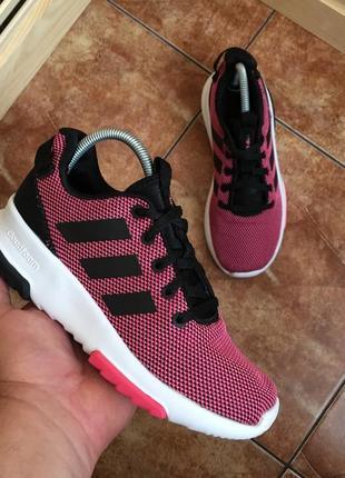Розовые кроссовки nike cf racer