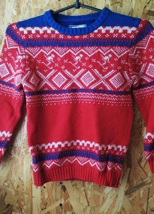Детский свитер tu 091