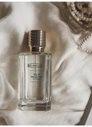 Нишевый парфюм ex nihilo - fleur narcotique