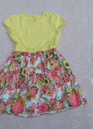 Платье nutmeg 9-10 лет 134-140 см2 фото