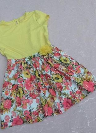 Платье nutmeg 9-10 лет 134-140 см3 фото