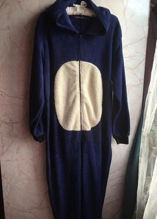 Очень мягкая красивая пижама . размер m/l