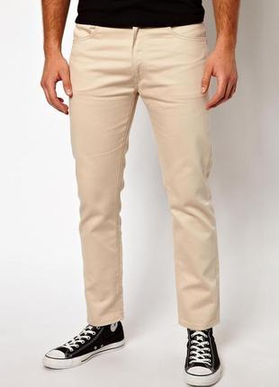Брюки джинсы levis sta-prest марокко